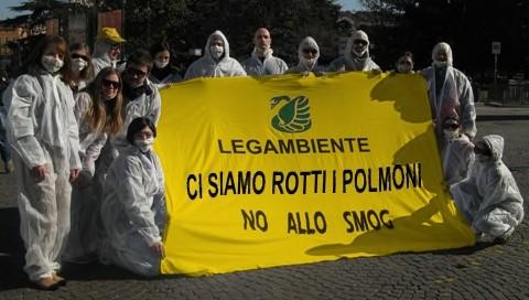 Qualità dell'aria a Verona: PM10 ti tengo d'occhio