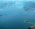 Lago pulito: l'opera di sub e Protezione civile