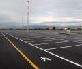 Maxi parcheggio all'aeroporto