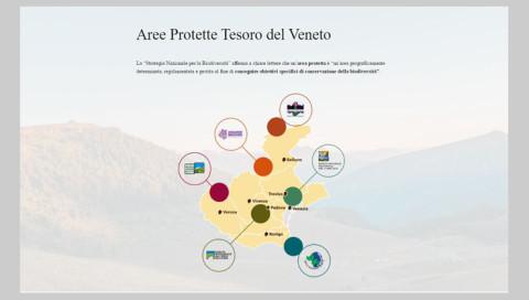 Aree Protette Tesoro del Veneto