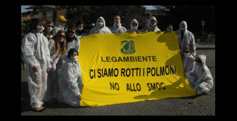 A Verona e in provincia la qualità dell'aria è pessima