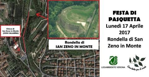 Lunedì di Pasquetta alla Rondella di San Zeno in Monte