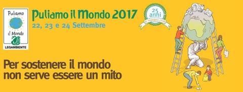 PULIAMO IL MONDO 2017