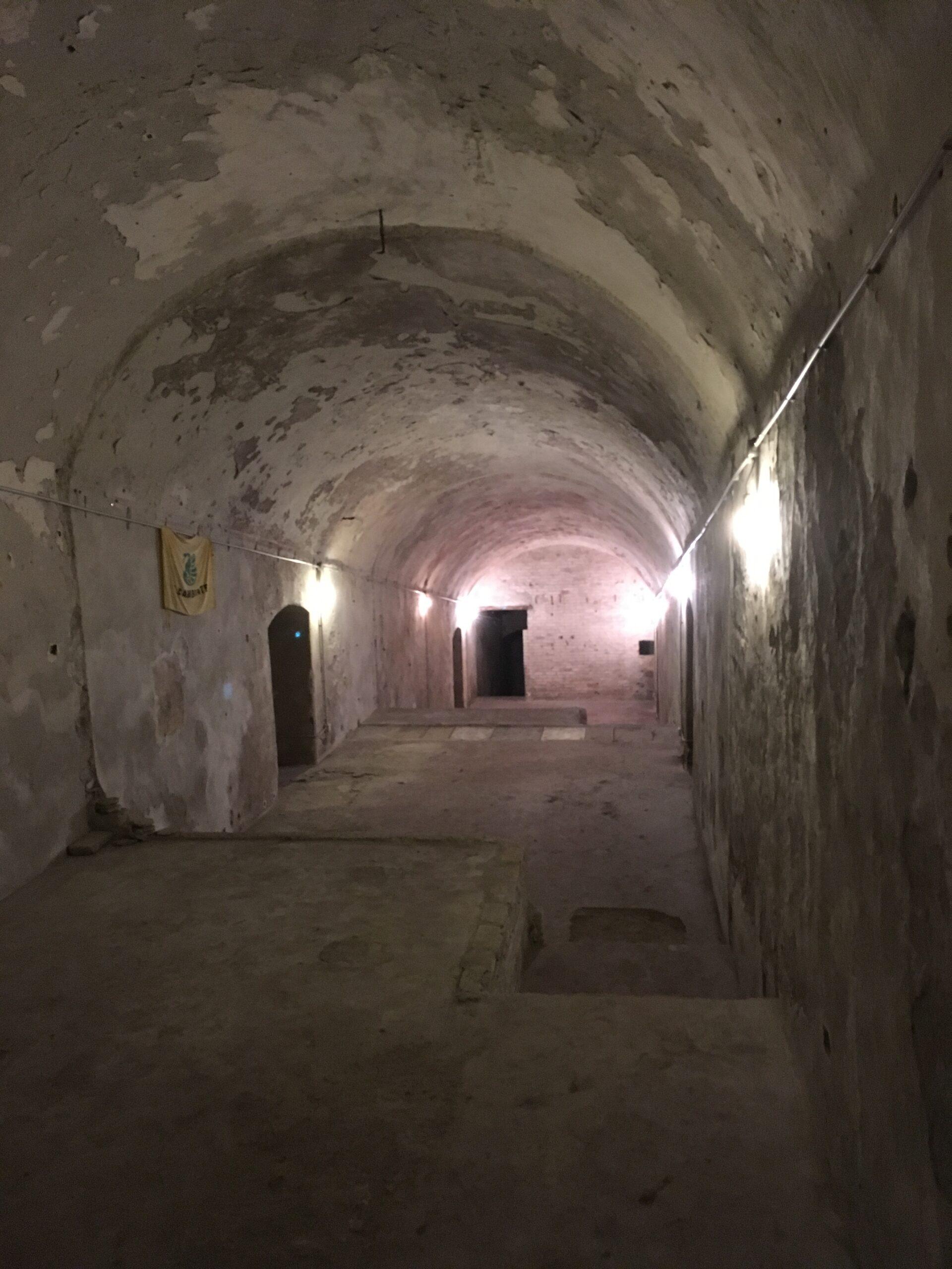 bunker poterna sinistra santo spirito